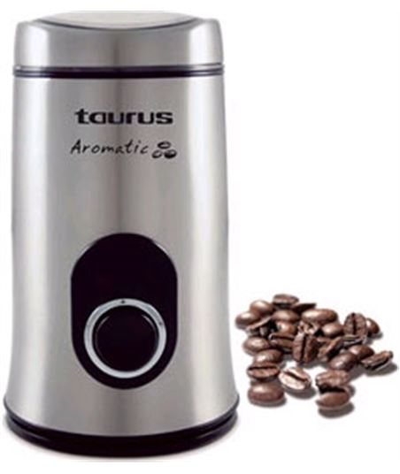 Molinillo cafe Taurus aromatic inox 908503