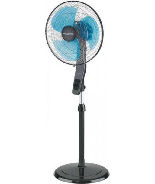 Rowenta ventilador de pie, flujo de aire potente, 3 veloc, vu4110f0 - VU4110F0
