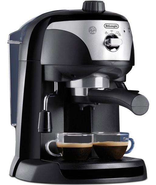 Delonghi EC221CD delongui cafetera espresso frontal silver - EC221CD