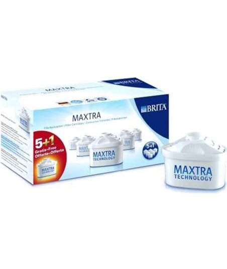 Brita cartucho pack maxtra 5+1 102102