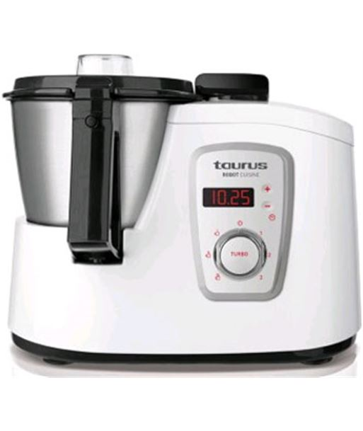 Taurus robot cocina cuisine multifuncion 925008 Robots - 8414234250087