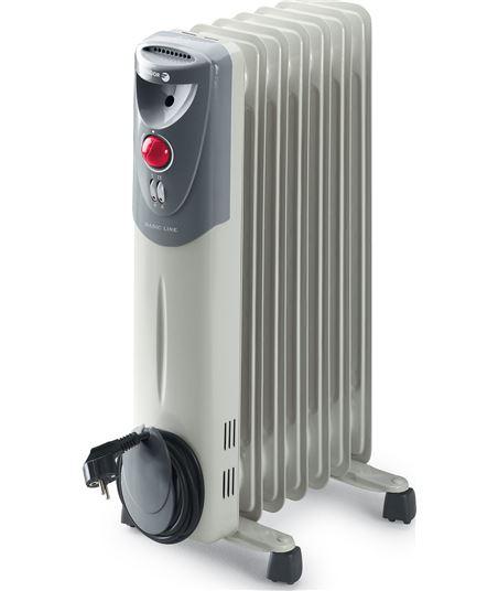 Fagor-pae radiador aceite fagor pae rn1500, 1500w, 7 elemeno 933010625