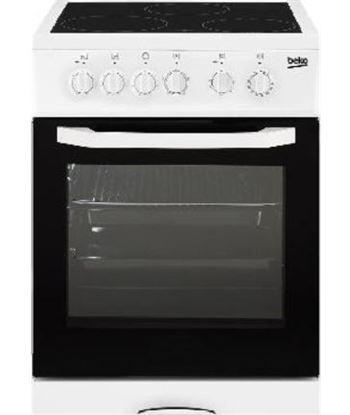 Beko CSS48100GW cocina convencional electrica Vitrocerámicas polivalentes - CSS48100GW