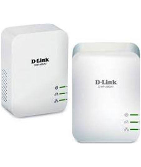 D-link d link powerline av2 1000 hd gigabit passthrough kit dhp601av - 790069394287