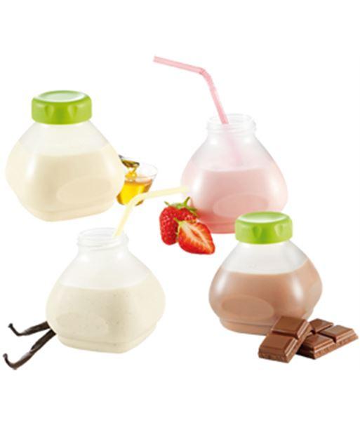 Tefal accesorio 6 botellines yogur liquido xf102032 tefxf102032 - XF1020