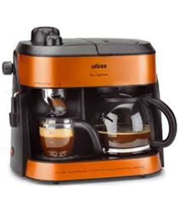Cafetera espresso-goteo Ufesa ck7355, 1800w, 10 to
