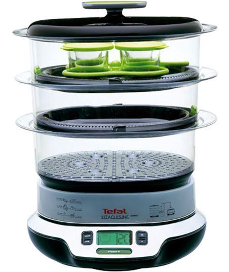 Cocedor al vapor Tefal vitacuisine compact vs40033 vs400333 - VS400333