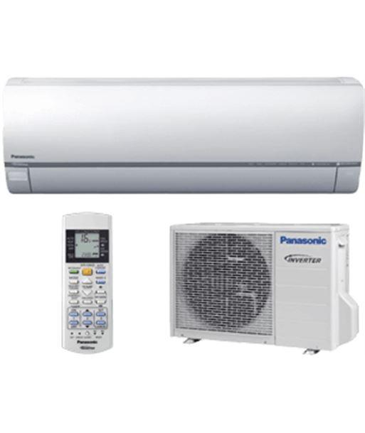 Panasonic KITE7QKE Menos frigorías - 04158042