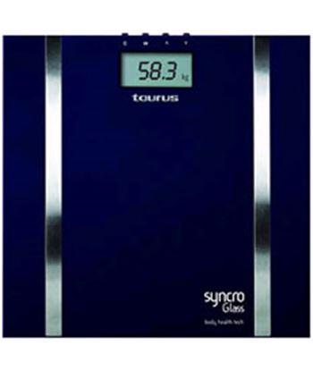 Bascula Taurus de baño syncro glass 990537