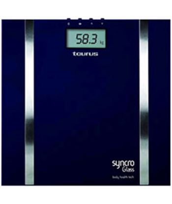 Bascula Taurus de baño syncro glass TAU990537