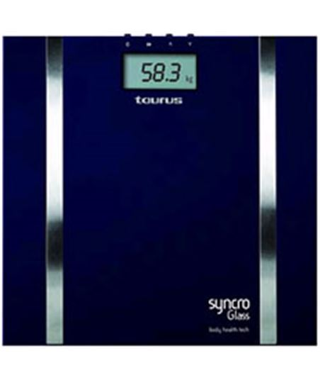 Bascula Taurus de baño syncro glass TAU990537 - 990537