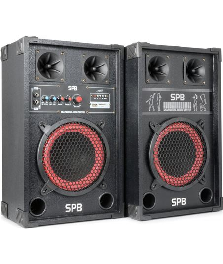 Bafles activos usb karaoke 8. spb-8 Skytec 178438