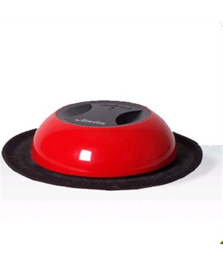 Robot limpieza Vileda VIROBI rojo