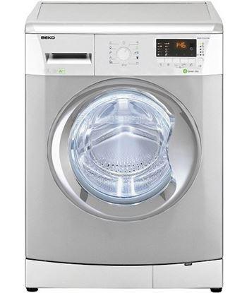 Beko lavadora carga frontal inox wmb71032ptmx