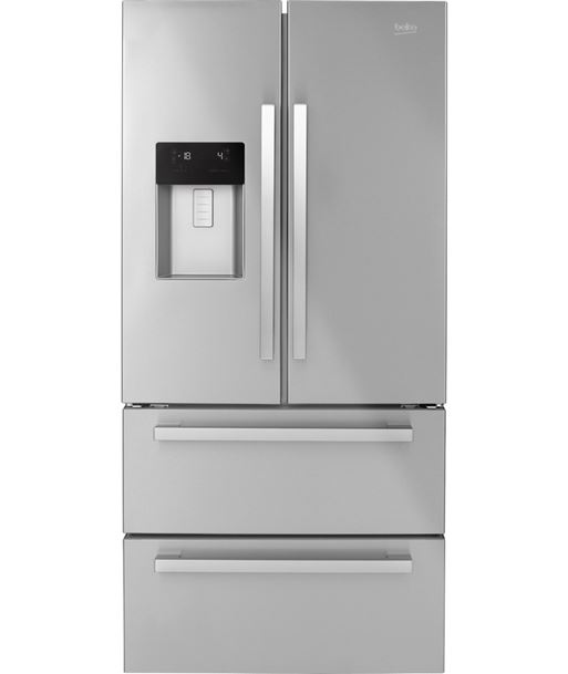 Beko frigorifico side by side americano no frost inox GNE60530DX - 8690842016417