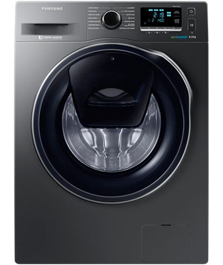 Samsung lavadora carga frontal ww80k6414qx