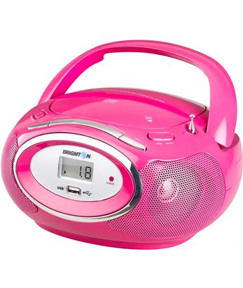 Brigmton W410R radio cd Radio - 8425081012681