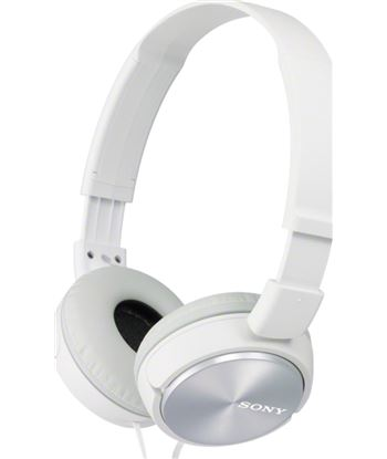 Sony MDRZX310APW auricular blanco (diadema) Auriculares - SONMDRZX310APW