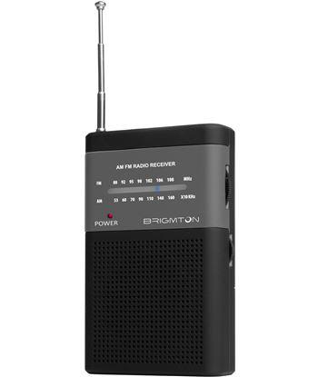 Brigmton radio portatil bt350n negro BRIBT350N