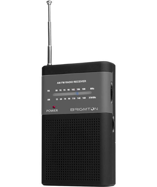 Brigmton radio portatil bt350n negro BRIBT350N - BT350N