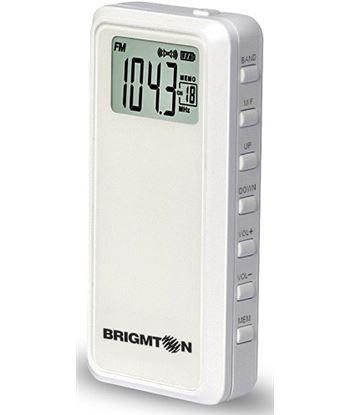 Brigmton radio blanca bt123b
