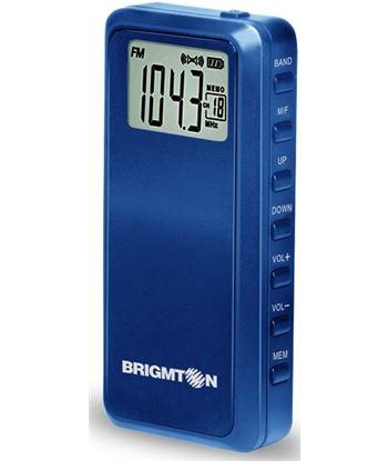 Brigmton radio azul BT123A
