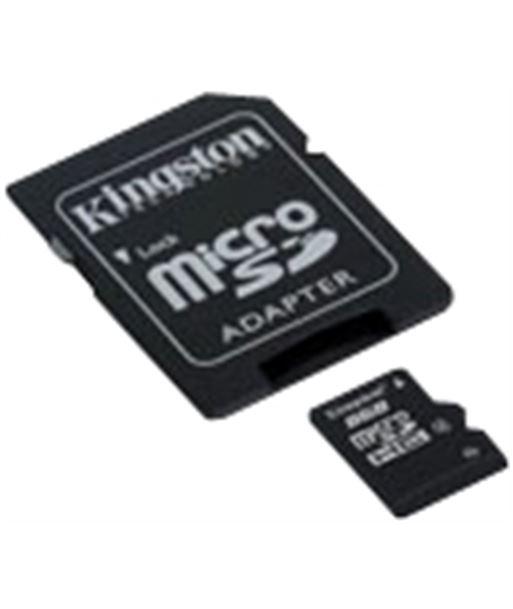 Memoria mircro sd 16gb Kingston + adaptador sd SDC416GB - MICROSD16GB_A