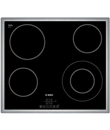 Placa vitro Bosch pkf645b17e 4f 60cm inox