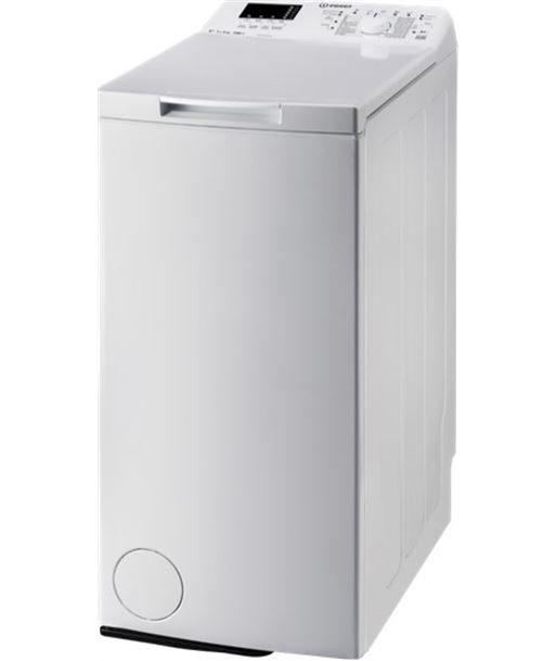 Lavadora carga superior Indesit etwd61252w - ETWD61252W