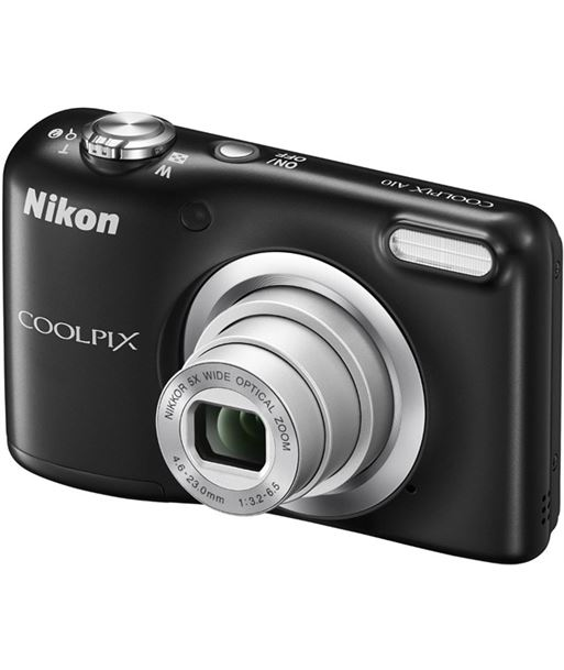 Nikon coolpix a10 morado +est 16,1mp ccd-w5x-2,7'' NIKA10B1 - 8431016010110