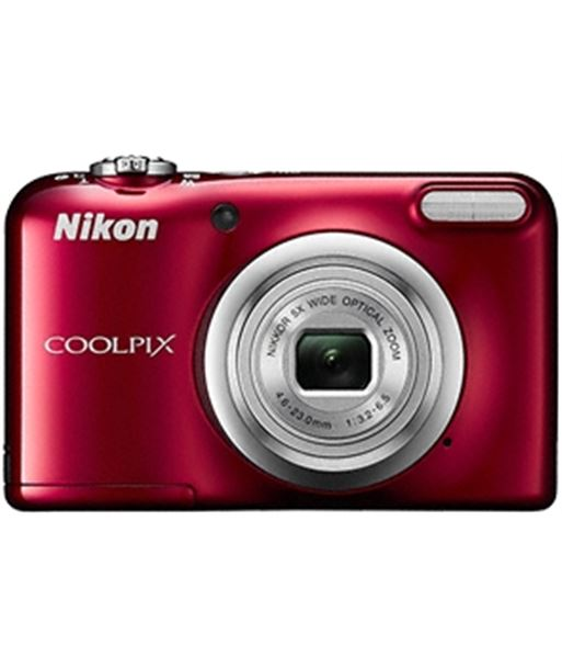 Cã¡mara digital Nikon coolpix a10 16mp 5x negra a10r1 - A10R1