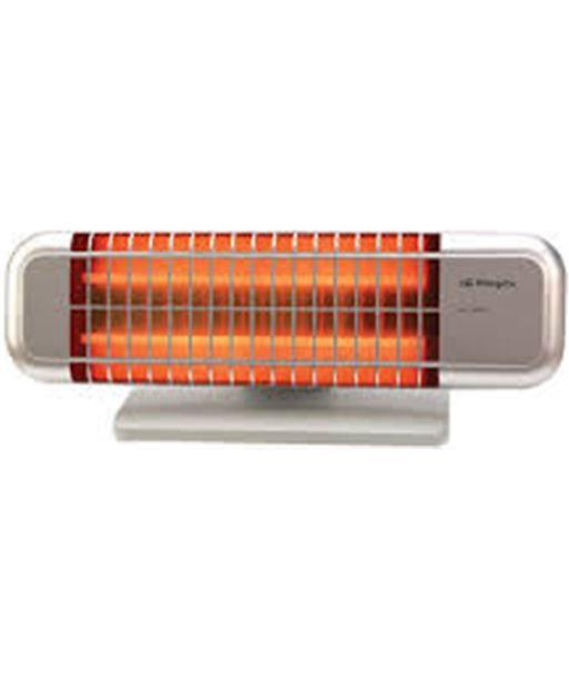 Radiador cuarzo Orbegozo bp0102, 1200w, 2 tubos, a - BP0102