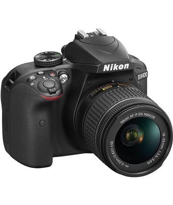 Cã¡mara rã©flex Nikon d3400 + afp 18/55 d3400p1