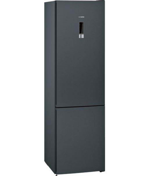 Combi nofrost Siemens KG39NXB3A blackinox 203cm - KG39NXB3A