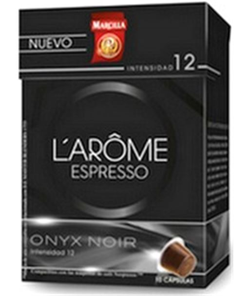 Marcilla l'arome expresso onyx 10 und. 4028367 - 4013897