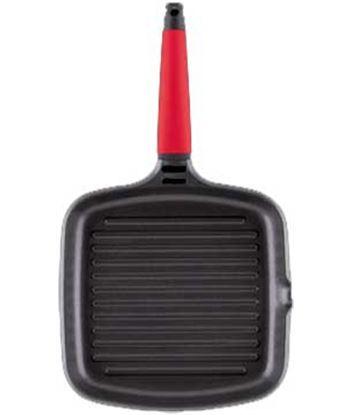 Plancha carne Castey ind mango rojo 27x27cm 2-ig27 CTY2IG27