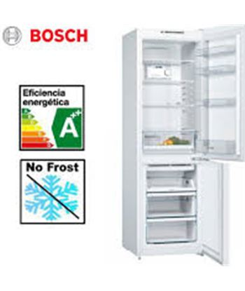 Combi no frost Bosch kgn36nw3c 186x60 blanco