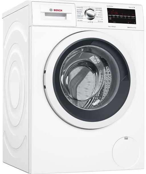 Lavadora  carga frontal  8kg Bosch WAT24469ES blanco - WAT24469ES