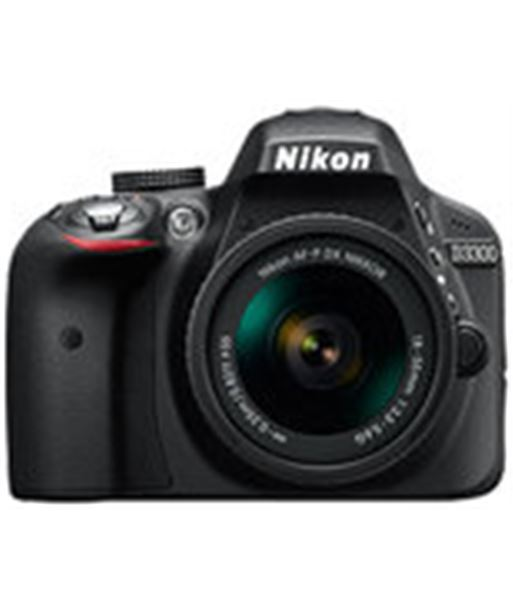 Camera fotos Nikon d3300+afp dx 18/55+afs dx 55/20 P165510 - 999D3300P5