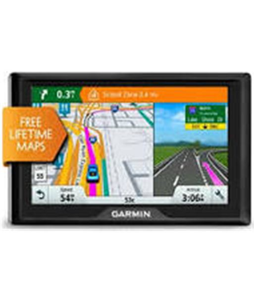 Gps Garmin drive 40 lm se 4,3'' mapas sur europa 010-01956-2H - 010-01956-2H