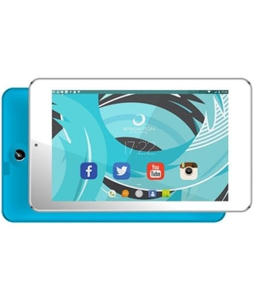 "Tablet 7"" hd ips Brigmton 702 8/1gb azul btpc_702_a - BTPC702A"