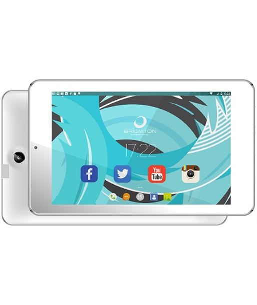 "Tablet 7"" hd ips Brigmton 702 8/1gb blanca btpc_702_b - BTPC702B"