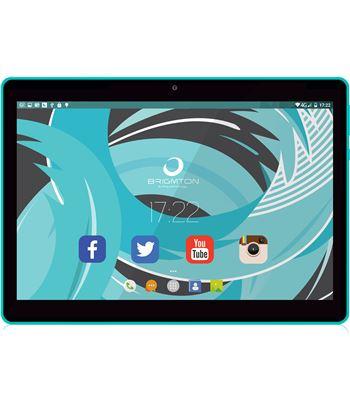 """Tableta digital Brigmton btpc1019qca azul 10,1"""" i btpc_1019qc_a"""