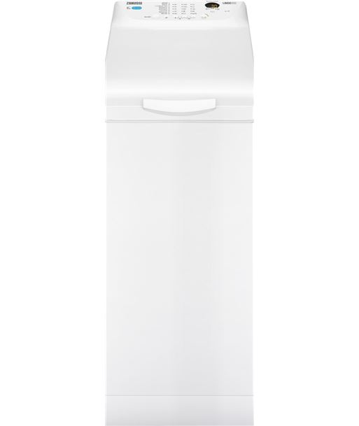 Lavadora carga superior  6kg Zanussi ZWQ61235WI 1200rpm - ZWQ61235WI
