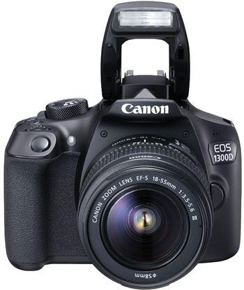 Cã¡mara reflex Canon eos 1300d + ef-s 18-55 dciii 1160c109