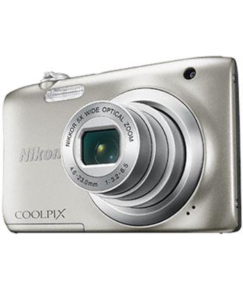 Cã¡mara digital Nikon coolpix a100 20mp 5x plata a100s1