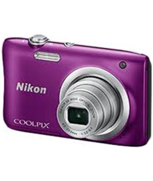 Cã¡mara digital Nikon coolpix a100 lila 20mp 5x NIKA100PU1 - A100LILA