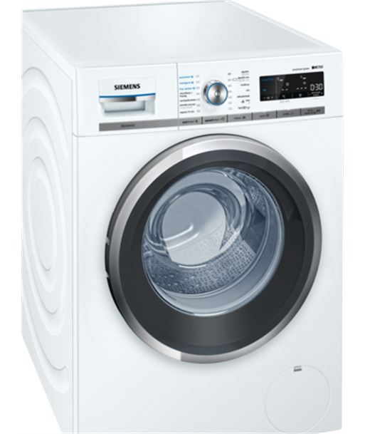 Siemens, nuevo, lavadora, carga frontal, a+++-30%, WM16W790ES - WM16W790ES