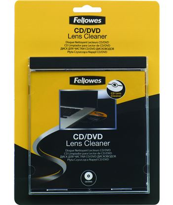 Fellowes cd limpiador para lector cd_dvd fel99761
