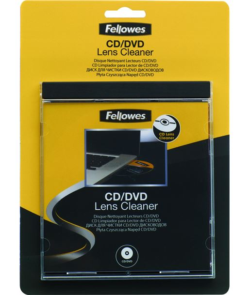 Fellowes cd limpiador para lector cd_dvd fel99761 - 077511997617